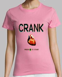 Camiseta Crank Chica