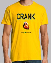 Camiseta Crank Chico