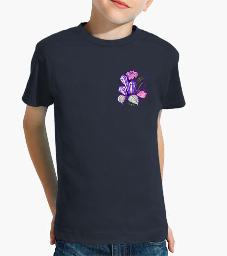Ropa infantil Camiseta Cristal  EG - Minimalista