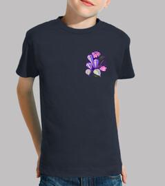Camiseta Cristal  EG - Minimalista