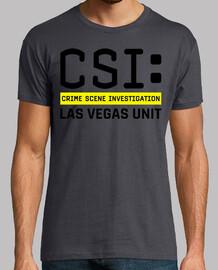 Camiseta CSI Las Vegas mod.1