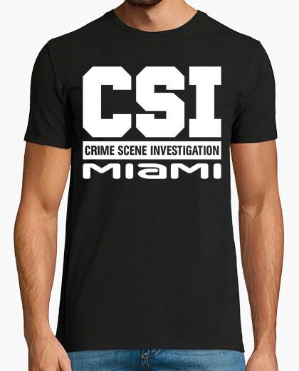 Camiseta CSI Miami mod.6