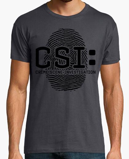 Camiseta CSI mod.1