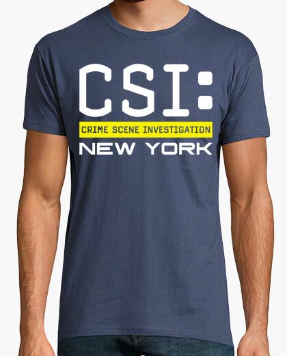 Camiseta CSI New York mod.2