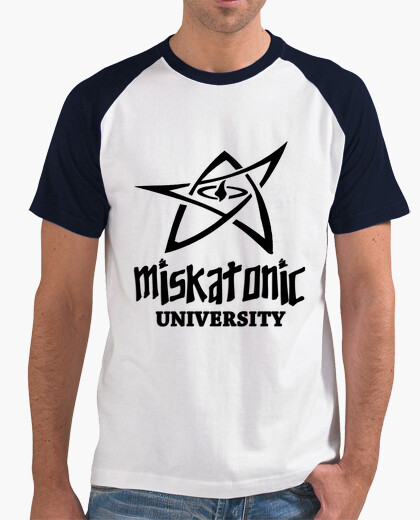 Camiseta Cthulhu - Miskatonic university b