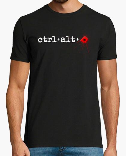 Camiseta Ctrl Alt Suprimir