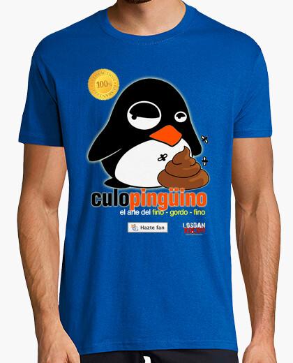 Camiseta Culo Pingüino