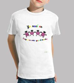 Camiseta cumpleaños nacidos en 2008