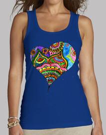 Camiseta Cuore tangle
