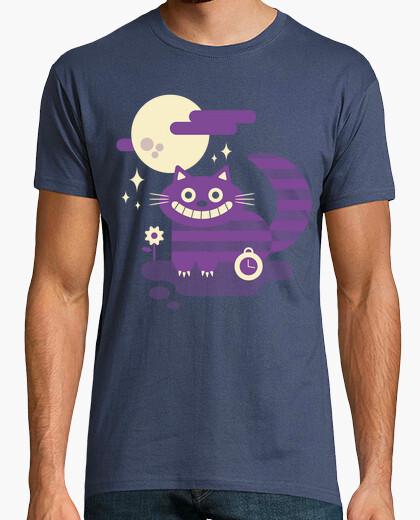 Camiseta Cute mad cat