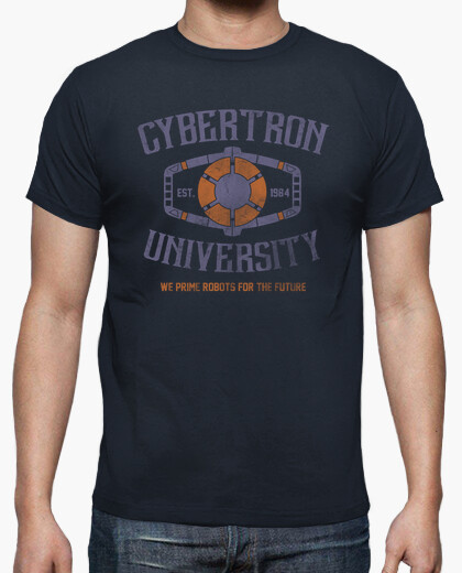 Camiseta Cybertron University