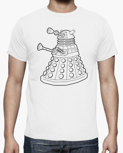 Camiseta Dalek, dr who
