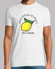 Camiseta Dame LIMÓsNa de amores (Hombre).