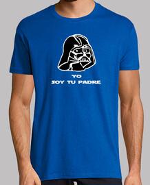 Camiseta Darth Vader Padre