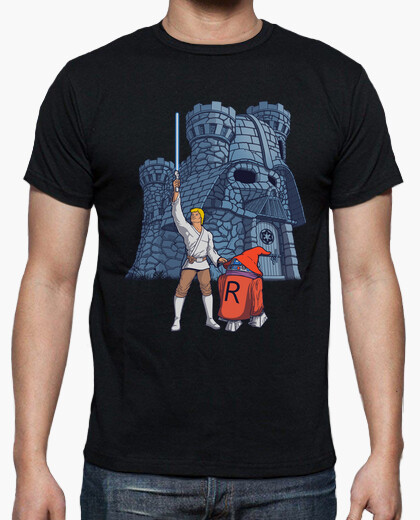 Camiseta Darthskull Castle.