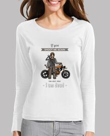 Camiseta Daryl Dixon The Walking Dead
