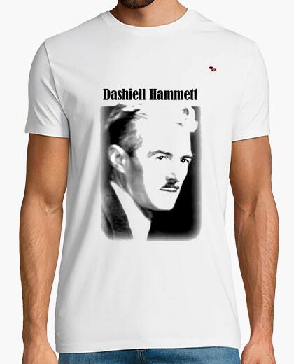 Camiseta Dashiell Hammett hombre