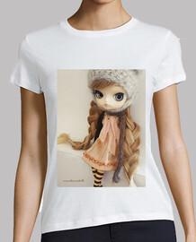 Camiseta de Alondra. Muñeca Dal. Colección personal