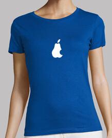 Camiseta de Applepera. Humor.