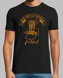 Camiseta de Aragón