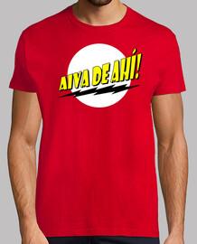 Camiseta de Aragón AIVADEAHÍ