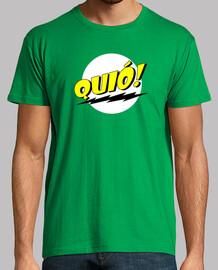 Camiseta de Aragón Quió!
