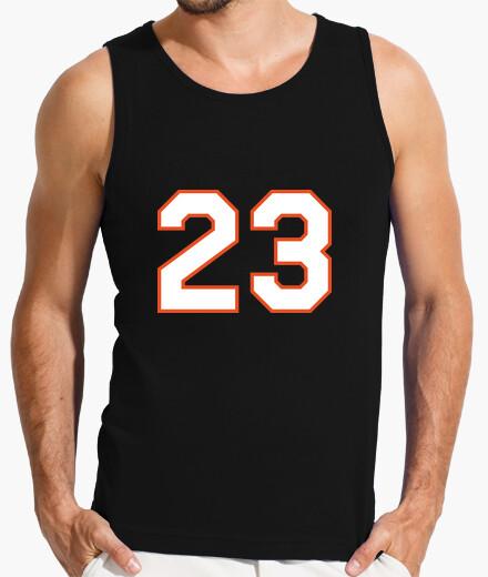 Camiseta de baloncesto jordan 23