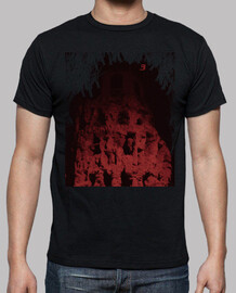 Camiseta de diseño 'The Demon House'