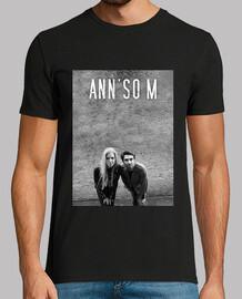 camiseta de edición limitada dúo hombre