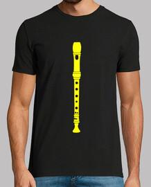 Camiseta de Flauta Dulce Chico