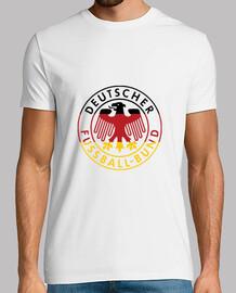 camiseta de fútbol - alemania