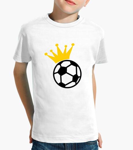 Ropa infantil camiseta de fútbol - deporte