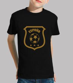 camiseta de fútbol - españa