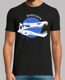 camiseta de hombre - baryo azul oscuro