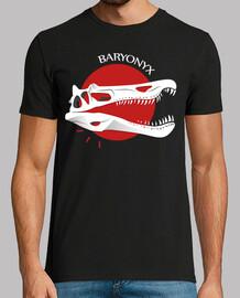 camiseta de hombre - baryo rojo