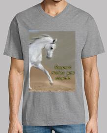 Camiseta de hombre RESPECT MAKES YOU ELEGANT