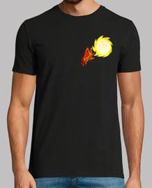camiseta de icarus