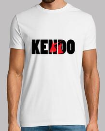 camiseta de kendo - artes marciales - combatiente
