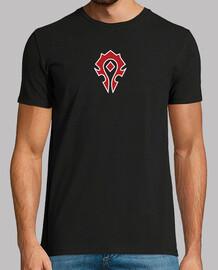 Camiseta de la Horda