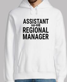 camiseta de la oficina - asistente