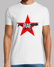 Camiseta de la RAF blanca
