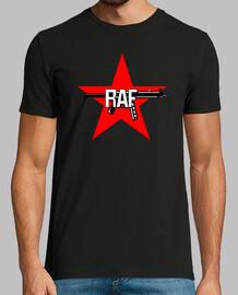 Camiseta de la RAF negra