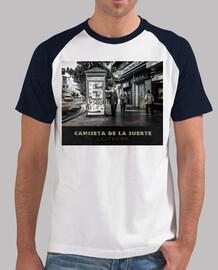 Camiseta de la suerte LOTERIA