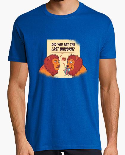 Camiseta de los Leones y Unicornios
