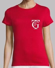 Camiseta de mujer corte regular