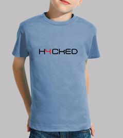 camiseta de niño friki / juegos