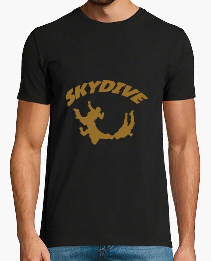 Camiseta de paracaidismo - deporte extremo