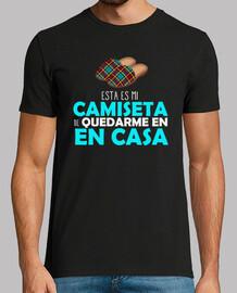 Camiseta de Quedarse en Casa 1