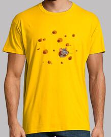 camiseta de queso