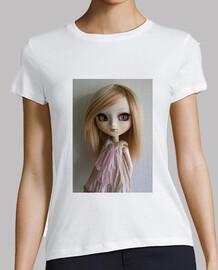 Camiseta de Sayumi. Muñeca Pullip colección personal.